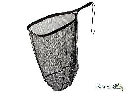 Scierra Large Trout Net | Fly Fishing Net | 38x50cm - 55cm deep