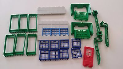 Rokenbok System Building Blocks  - Windows & Doors