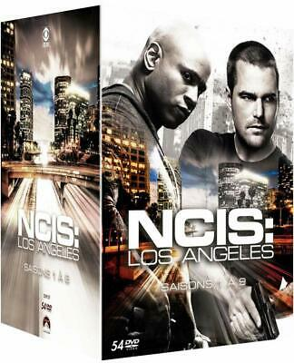 Ncis Los Angeles 1-9  Complete Dvd Collection Season 1 2 3 4 5 6  7 8 9 Deutsch