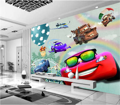 Handsome Autobots 3D Full Wall Mural Photo Wallpaper Printing Home Kids Decor
