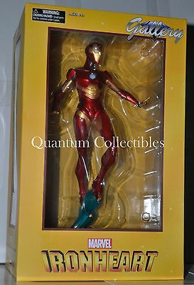 **IN STOCK*Marvel Gallery Ironheart Statue DST Diamond Select Toys Femme Fatales
