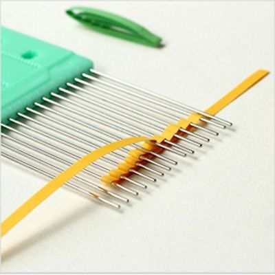 Supply Craft Paper Tool Comb Quilling