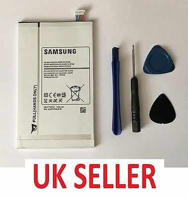 NEW REPLACEMENT BATTERY FOR SAMSUNG GALAXY TAB S 8.4 inch SM-T700 / SM-T705