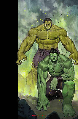 Generations Banner Hulk & Totally Awesome Hulk #1 1St Printing