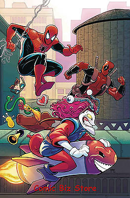 Spider-Man Deadpool #20 (2017) 1St Printing Bagged & Boarded