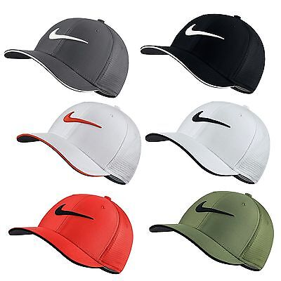 Nike Golf 2017 Classic 99 Mesh Fitted Cap Hat 848052 - Pick Color & Size   NEW!!