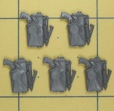 Warhammer 40K Space Marines Primaris Reivers Holstered Grapnel Launchers