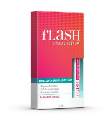 Eyelash Serum Flash