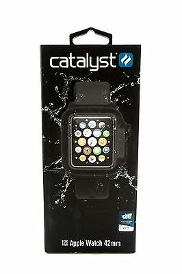 NEW Catalyst 47131BBR Waterproof Case and Band for Apple Watch 42mm