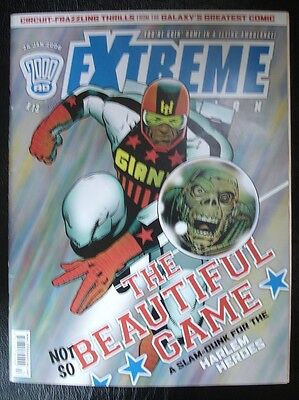 """2000AD eXtreme #13 """"Harlem Heroes"""" 116 pages Dave Gibbons/Tom Tully"""