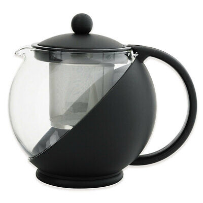 Avanti 1.2L Aurora Teapot w/ Removable Stainless Steel Infuser Dishwasher Safe