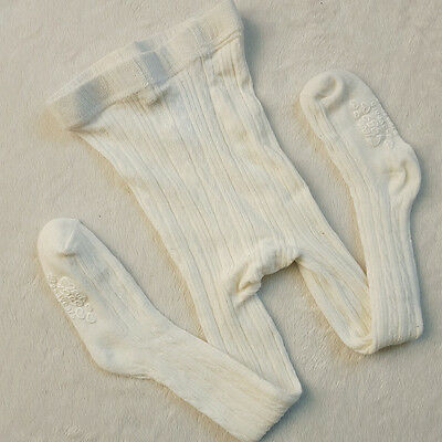 NEW Baby Girl Sock Tights Stocking with skid sole,  size 6-12-24 mos, 2-3-4 yrs