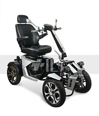 Predator 4-Wheel Drive Mobility Scooter *Brand New*