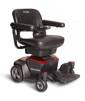 Pride Go Chair – New Generation – Power Chair *Brand New*