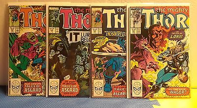 The Mighty Thor #401,403,404,405