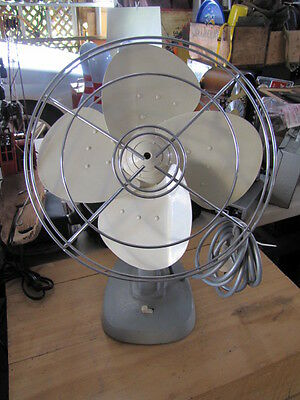 Vintage MISTRAL Fan Working