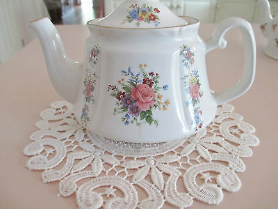 Decorative 2-Cup Teapot - Made By Price Kensington Pottery, England