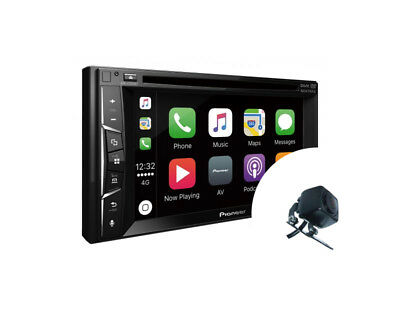 Pioneer AVH-Z2050BT 6.2″ Double Din DVD Player – Apple CarPlay