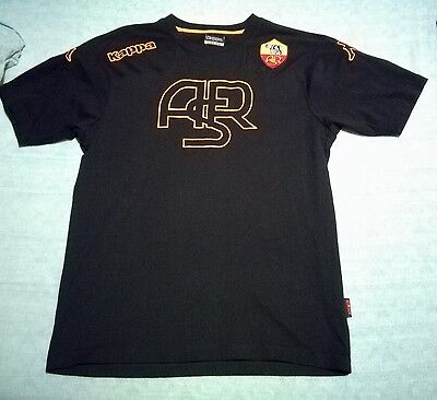 maglia t-shirt as roma kappa originale