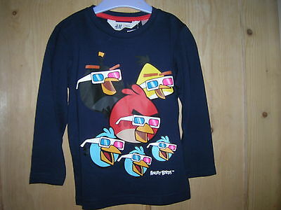 T-Shirt Angry Birds for Boy 18-24 months H&M