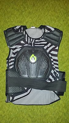 661 Mountain Bike Chest/Back Armour (Large)