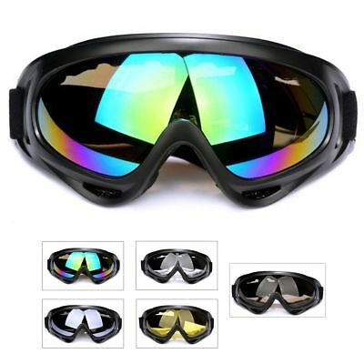 Airsoft Glasses Tactical Goggle Jet Ski Mask Safety Bike UV400 Bicycle Surfing