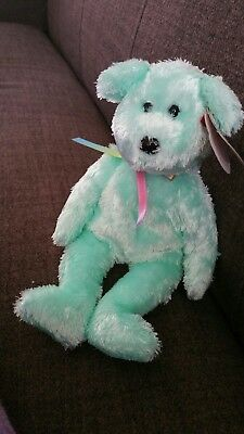 TY Beanie Babies. Sherbet the Bear. Mint Condition.