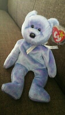 TY Beanie Babies. Clubby II. With Errors. Mint Condition.