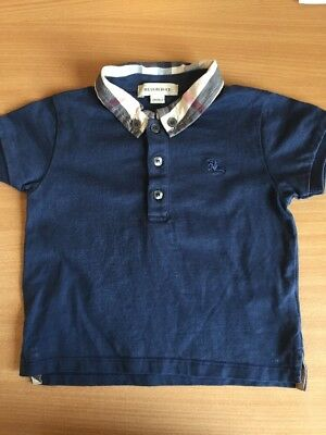 Burberry Baby Boys House Check Polo Shirt