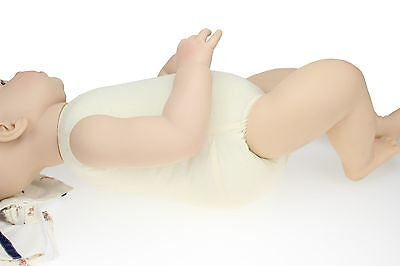 Handmade Reborn Baby Dolls Kit 26'' (Only Body) Lifelike vinly Newborn Toy Gifts