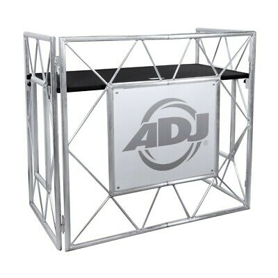 ADJ American DJ Pro Event Table II mobiler Alu truss DJ Counter Pult Faltbar