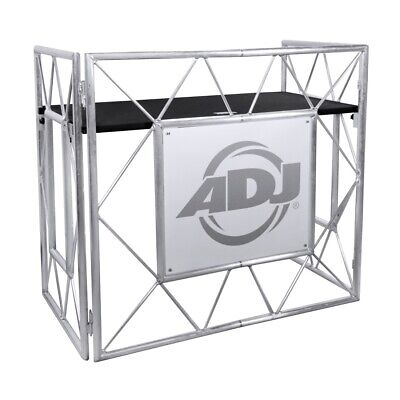 ADJ American DJ Pro Event Table mobiler Alu truss DJ Counter Pult Faltbar