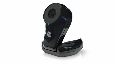 iON The Home Pro Wi-Fi Wireless Cloud Video Monitoring Security Camera (Black)