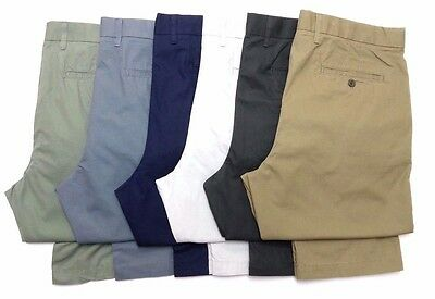 Mens Ex M&S Regular Straight Lightweight Chinos Pants RRP £40 *SECONDS* MS30