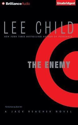 THE ENEMY unabridged audio book on CD by LEE CHILD - Brand New - 12 CDs 14 Hours
