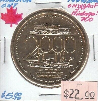 Tokens Canada 1861 Now Exonumia Coins Amp Paper Money Picclick