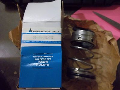 Allis-Chalmers 52-114-712-807 Mechanical Seal (S5)