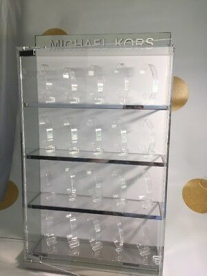 Authentic Michael Kors Spinning Watch Display