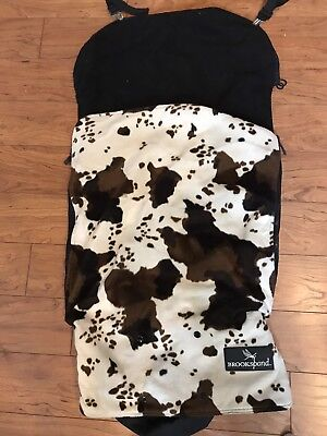 Brookspond Stroller Footmuff - 2 Covers Fits Bugaboo, Uppababy, Bob, Baby Jogger