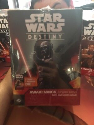 Star Wars Destiny Awakenings Booster Box. Sealed, In hand.