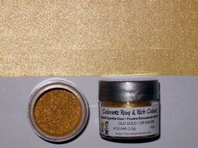 Sparkle Dust - Old Gold - 25 g
