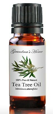 Tea Tree Essential Oil - 10 mL 100% Pure and Natural Free Shipping - US Seller