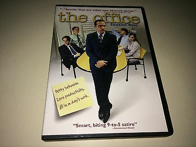 The Office - Season One (DVD, 2005) Lightly Used