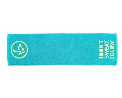 Zumba® Glow Fitness Towel New in Package And Free Shipping.