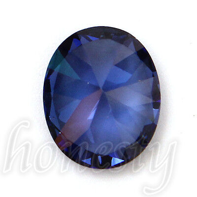 9x11mm Blue Oval Shape  Cut 4.52ct Sapphire Loose Gemstone Gem Stone New
