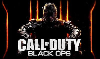 Call of Duty: Black Ops III (Sony PlayStation 4, 2015) - includes free dog tag