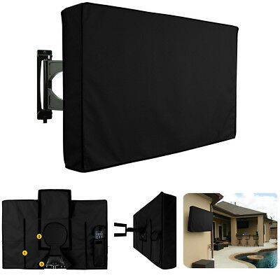 55'' Outdoor TV Cover Waterproof Dustproof Television Cover Protector AU STOCK