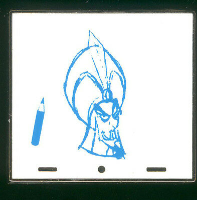 Animation Art Mystery Jafar CHASER Disney Pin 89006