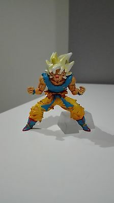 Dragon Ball Z Hg 15 Goku Ss Gashapon Bandai Figure