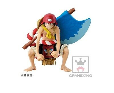One Piece Gold Luffy Scultures Special Champion 2015 Figure Figura New
